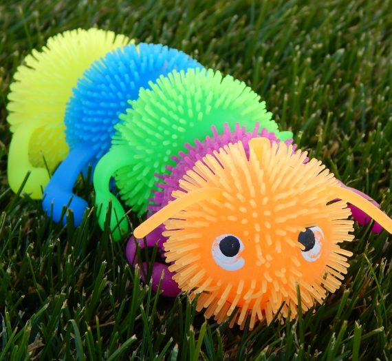 Party Idea: Scary Worms