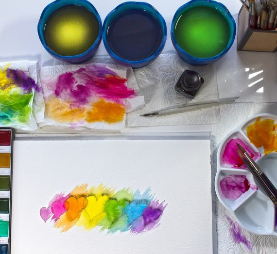 Learning about Colours with your Toddler