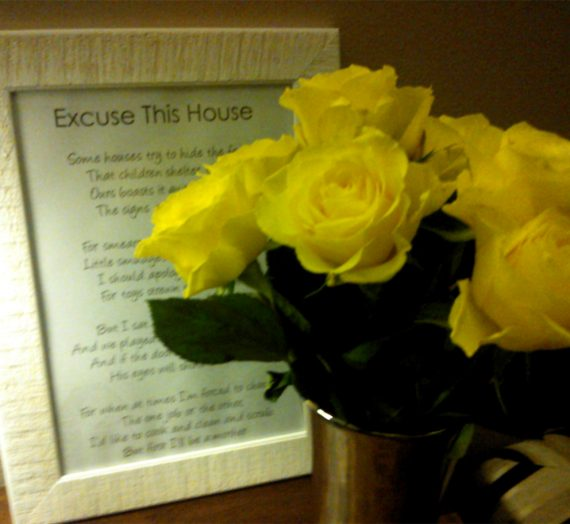 'Excuse This House' Printable