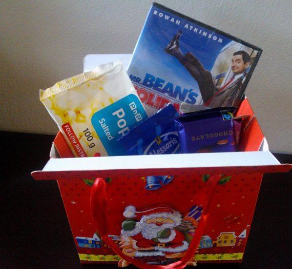 Homemade Christmas Gifts #2 – Movie Hamper