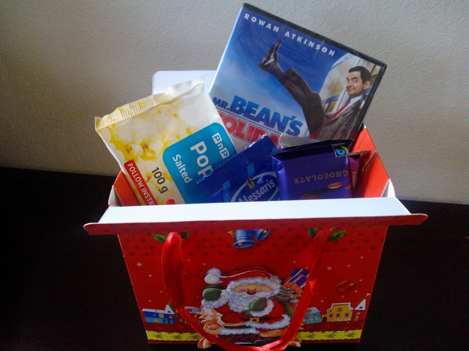 Homemade Christmas Gifts #2 – Movie Hamper