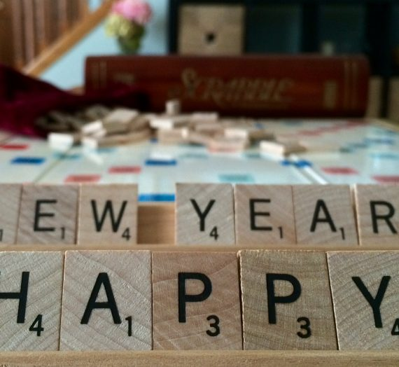 Resolutions to make us Happy in the New Year!