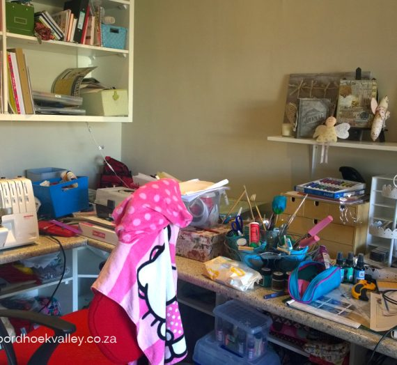 Organised: Play Room, Craft Room and Office