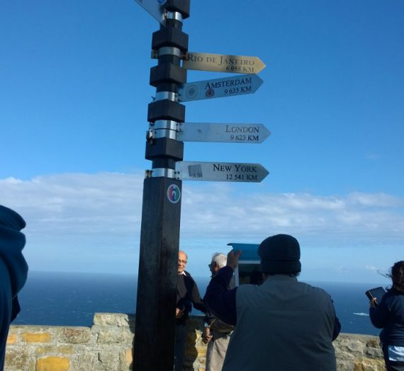 Family Travels: Cape Point, Cape Town