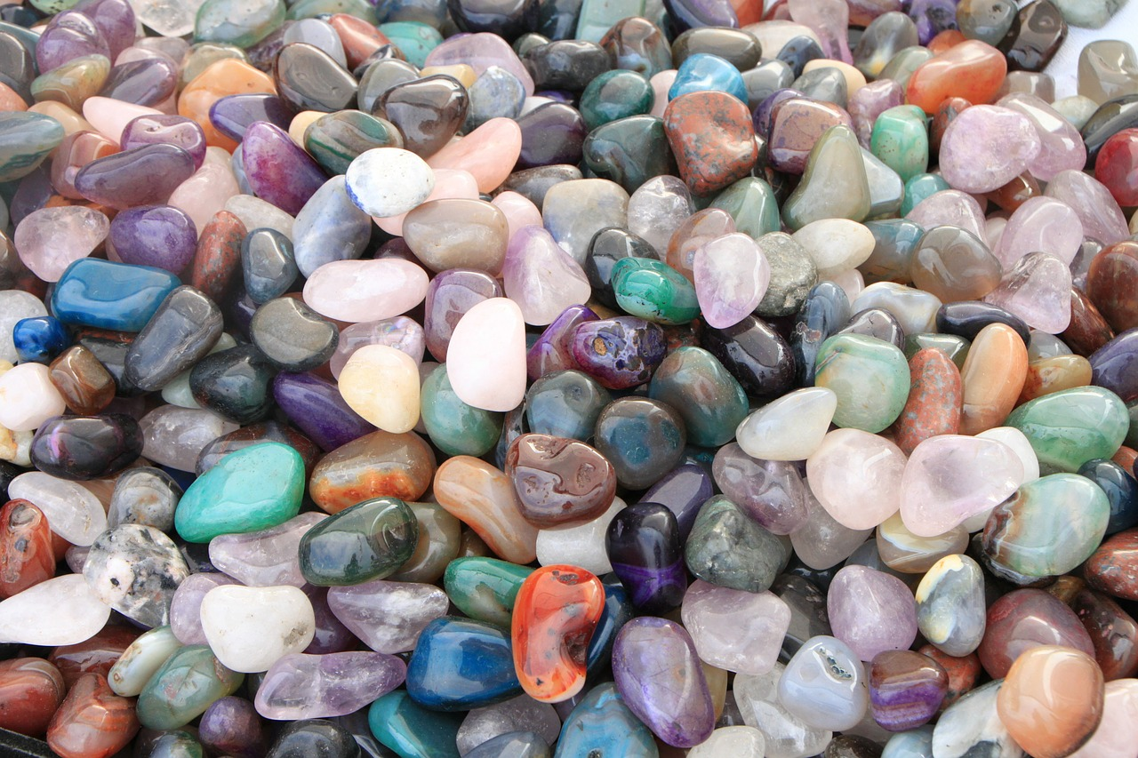What imperfect Gemstones and a Child's eyes taught me
