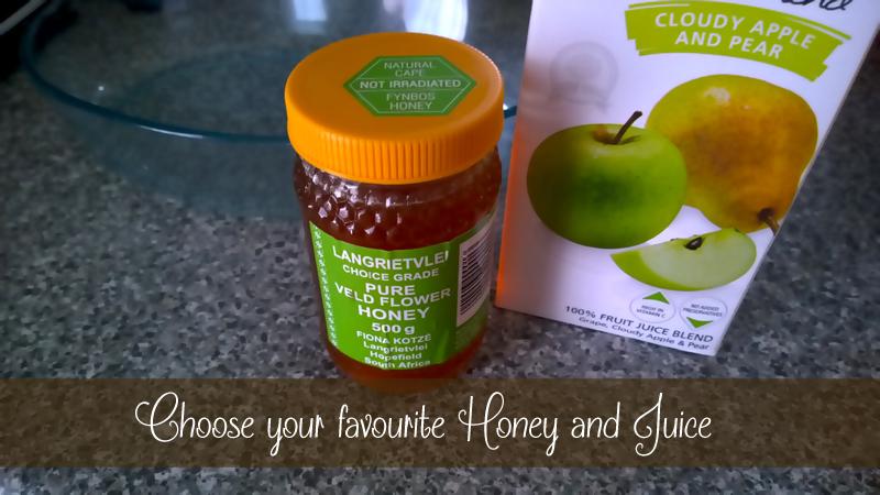 honey-and-juice