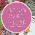Giveaway: Denise's New Favourite Things 2018
