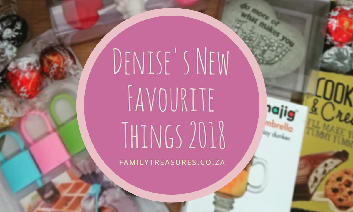 Week 23: Giveaway – Denise's New Favourite Things 2018