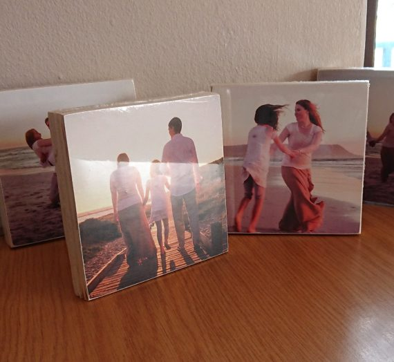 Family Photo Blocks: Beautiful Memories and an Ideal Gift!