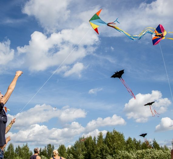 Week 41: Cape Town Kite Fest 2018