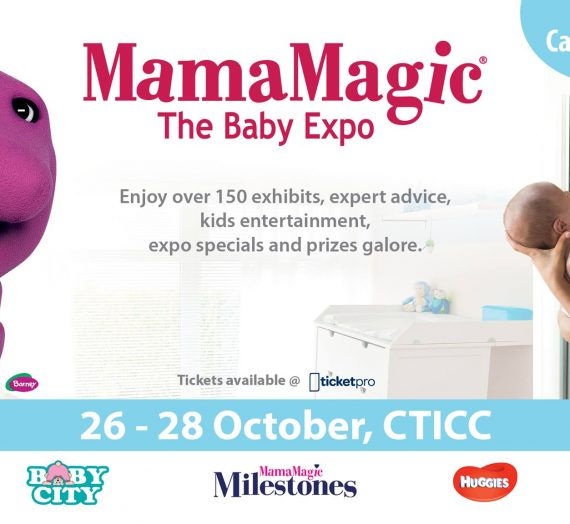 Week 42: You are invited to MamaMagic 2018!