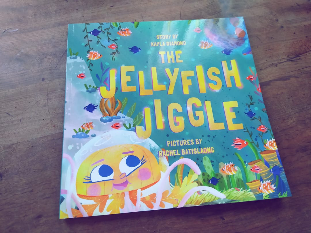 Review – The Jellyfish Jiggle
